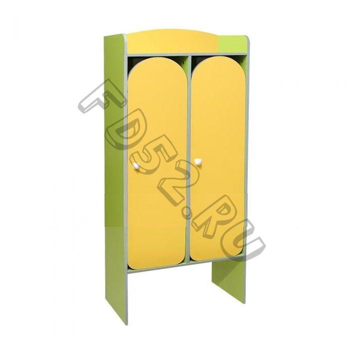 Шкаф для одежды 2-х секционный ШНД-29