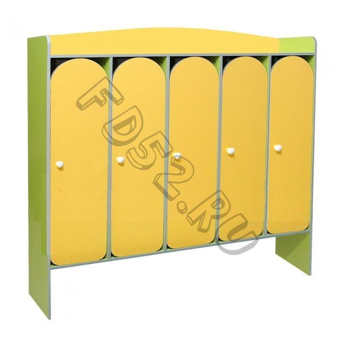 Шкаф для одежды 5-ти секционный ШНД-26