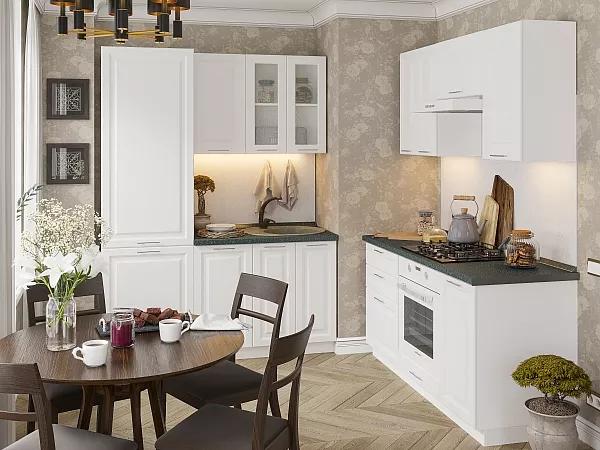 Кухня Ницца Royal-03 (Blanco)
