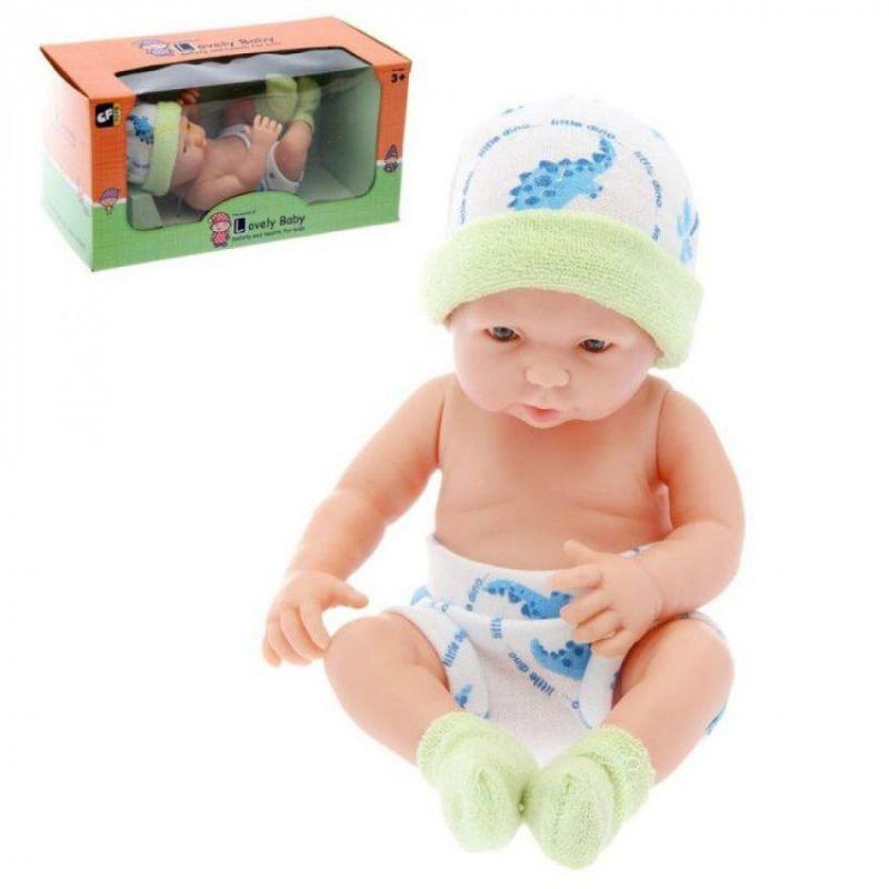 Пупс новорожденный Кроха-2
