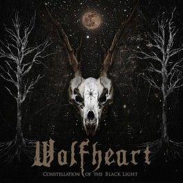 "WOLFHEART ""Consellation Of The Black Light"" [DIGI]"