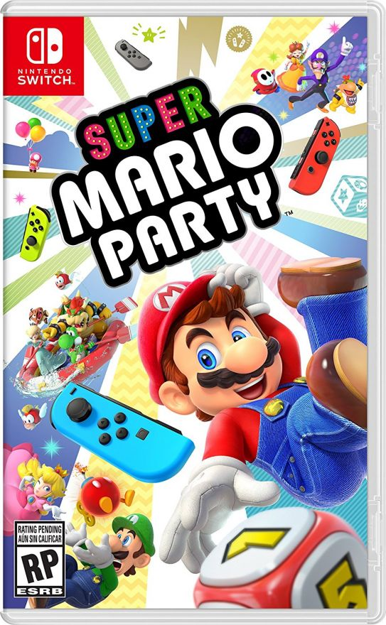 Игра Super Mario Party (Nintendo Switch)