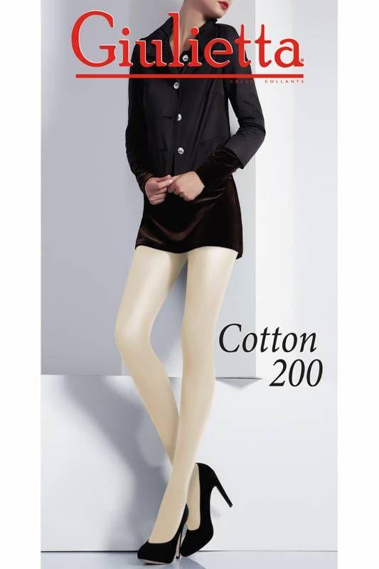 Колготки женские Giulietta Cotton
