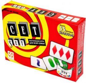 Настольная игра Сет (set)