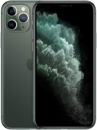 Смартфон Apple iPhone 11 Pro 256GB Тёмно-зелёный