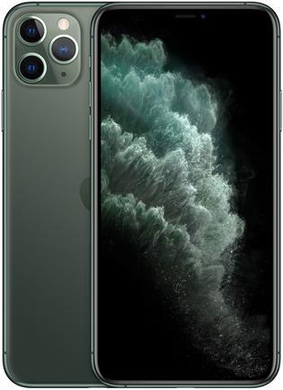 Смартфон Apple iPhone 11 Pro Max 256GB Тёмно-зелёный