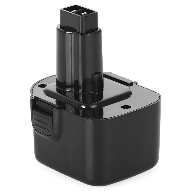 Аккумулятор Практика для DeWALT 12В, 2,0Ач, NiCd, коробка (038-807)