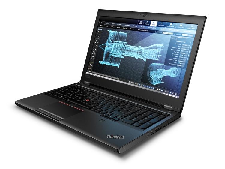 "Ноутбук Lenovo ThinkPad P52 15.6"" (20M9001ERT)"