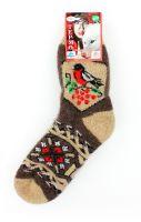 Носки женские шерстяные №NTS011