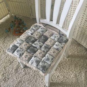 "Подушка на стул ""квадратная"" BC0053"