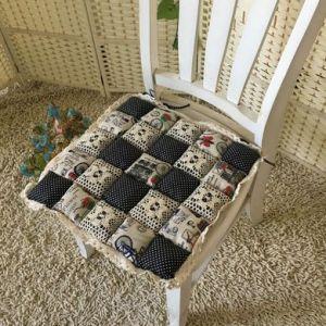 "Подушка на стул ""квадратная"" BC0066"