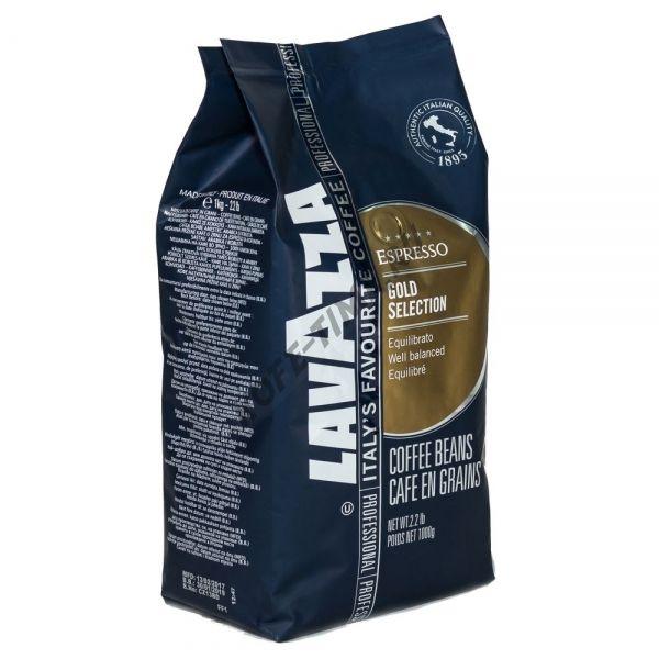 Кофе Lavazza Gold Selection, 1 кг.
