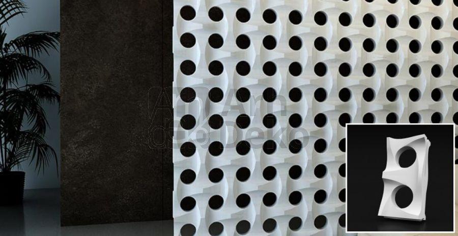 Блок 3d перегородки № 5