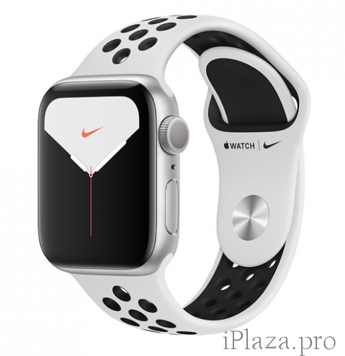 Apple Watch Series 5 Nike+ Silver