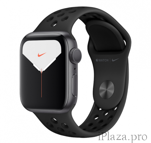 Apple Watch Series 5 Nike+ Space Gray