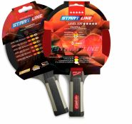 Ракетка для настольного тенниса Start Line Level 500 (анатомическая) 12603