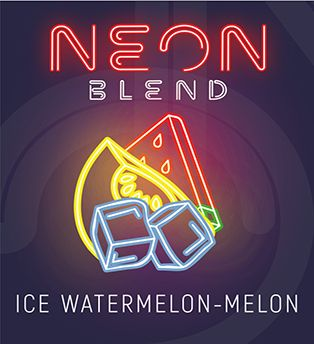 Смесь Neon- Ice Watermelon-Melon