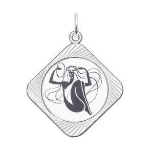 Подвеска «Знак зодиака Дева» 94100072 SOKOLOV