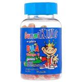 Gummi King, ДГК Омега-3, жевательные конфеты для детей, 60 конфет