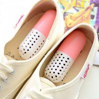 Поглотитель неприятного запаха для обуви CURE, цвет розовый (4)