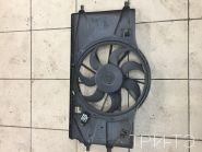 Рено Лагуна 3 вентилятор охлаждения 1.5 дизель