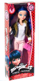 Кукла Леди Баг в образе Маринетт 30 см (Леди Баг и Супер Кот)