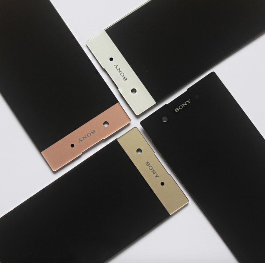 LCD (Дисплей) Sony G3112 Xperia XA1 (в сборе с тачскрином) (black)