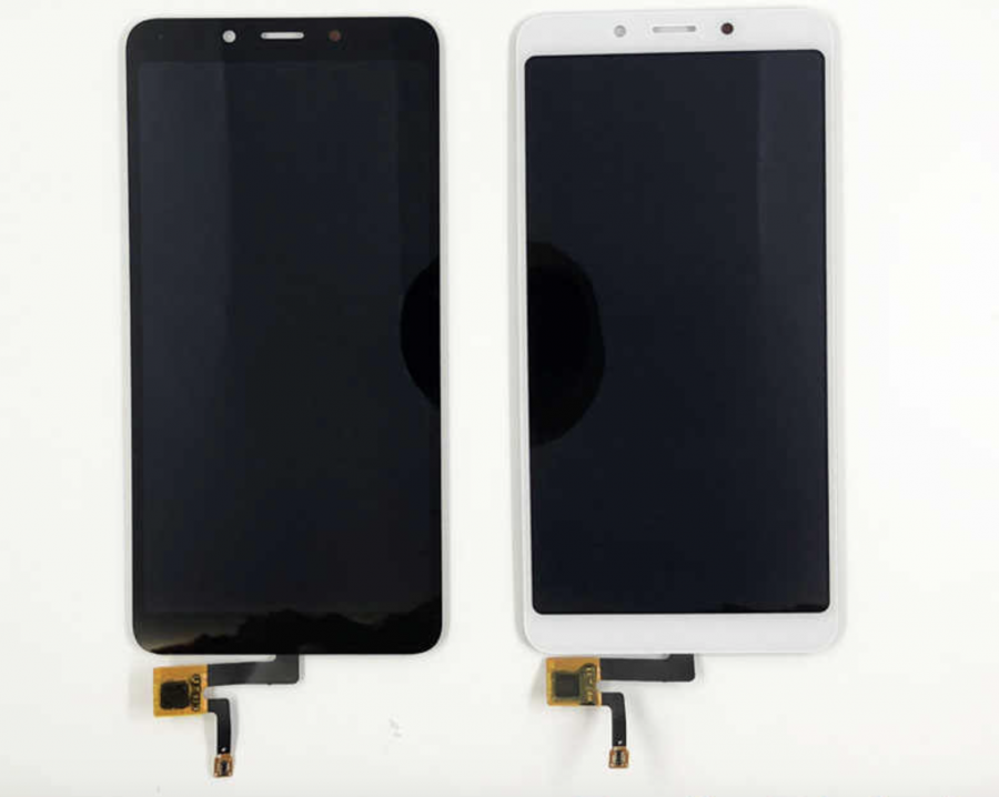 LCD (Дисплей) Xiaomi Redmi 6/Redmi 6A (в сборе с тачскрином) (white)