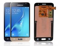LCD (Дисплей) Samsung J120F Galaxy J1 (2016) (в сборе с тачскрином) (white) Оригинал