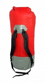 Герморюкзак Woodland Waterproof 100 л, пвх, цвет красный