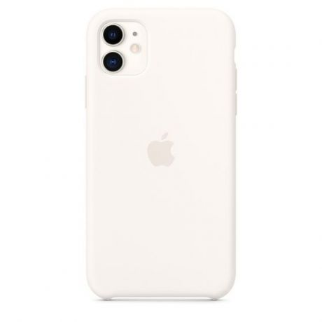 Чехол iPhone 11 Apple Silicone Case