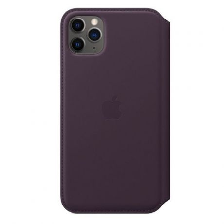 Чехол iPhone 11 Pro Max Apple Leather Folio Case