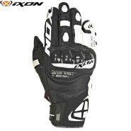 Перчатки Ixon Rs Ring, Черный/белый