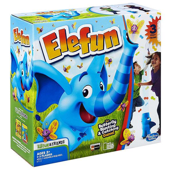 "Игра B7714 ""Слоник Элефан"" на батарейках в коробке OTHER GAMES HASBRO"