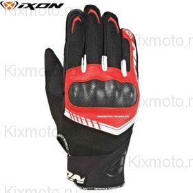 Перчатки Ixon Rs Loop 2, Черный/красный/белый