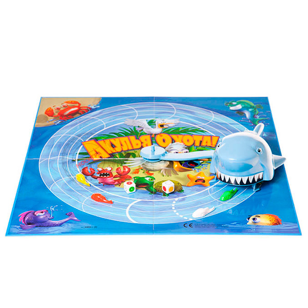 Игра 33893 Акулья охота OTHER GAMES HASBRO