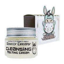 Donkey Creamy Cleansing Melting Cream Piggi  Крем очищающий 100 мл