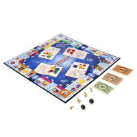 Игра B2348 Монополия Здесь и Сейчас Всемирное издание HASBRO
