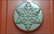 Форма для мыла Снежинка 3