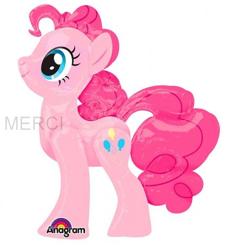 Шар Ходячая фигура, Пинки Пай