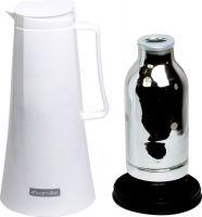 Термос-кувшин Kamille 1 литр для чая белый