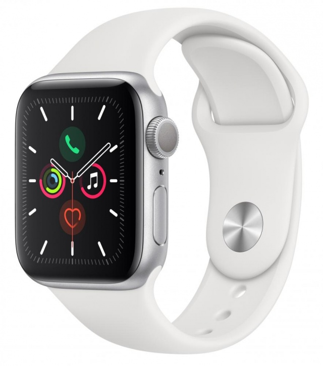 Apple Watch Series 5 GPS 40mm Silver