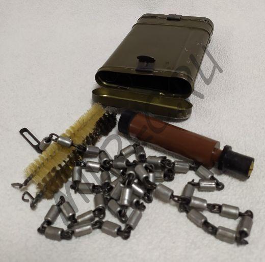 Комплект для чистки карабина Маузер 98к (послевойна) б.у.
