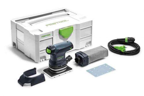 Шлифовальная машина RUTSCHER RTS 400 REQ-Plus Festool