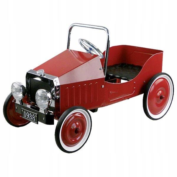 Автомобиль на педалях Ретро Goki 14073
