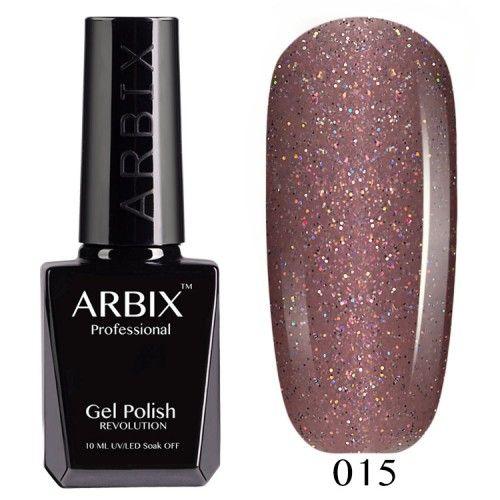 Гель-лак Arbix №015 Розовое Вино