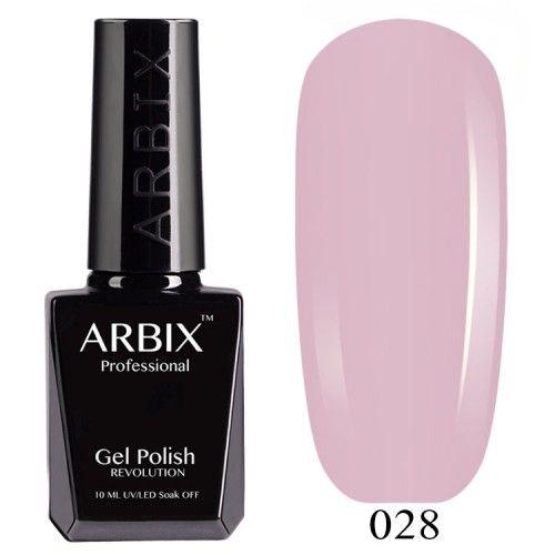 Гель-лак Arbix №028 Воздушный Поцелуй