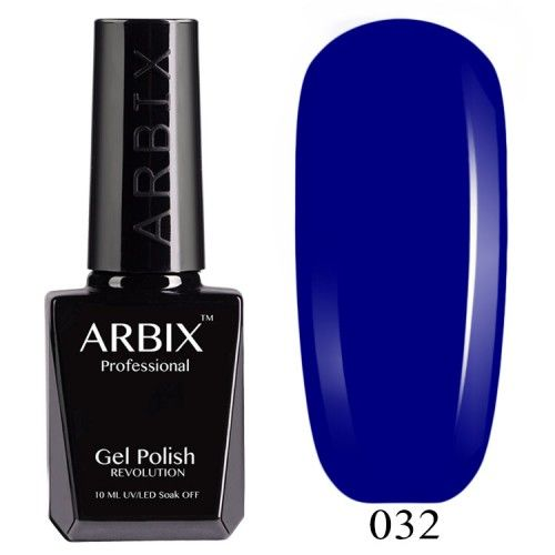 Гель-лак Arbix №032 Атлантида