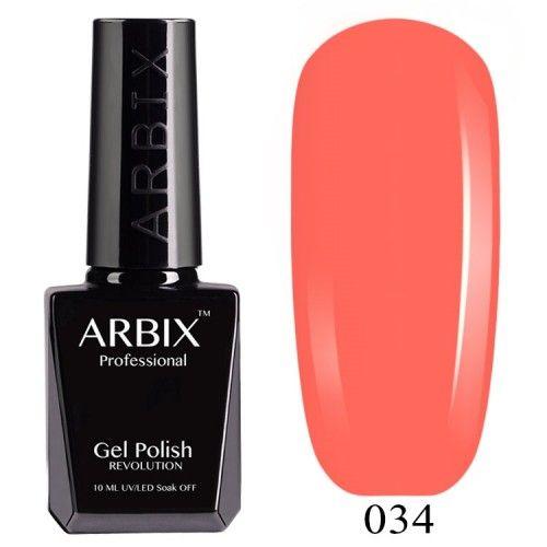 Гель-лак Arbix №034 Тропикана