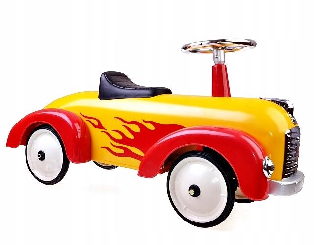 Веломобиль Авто 1 Goki 14072